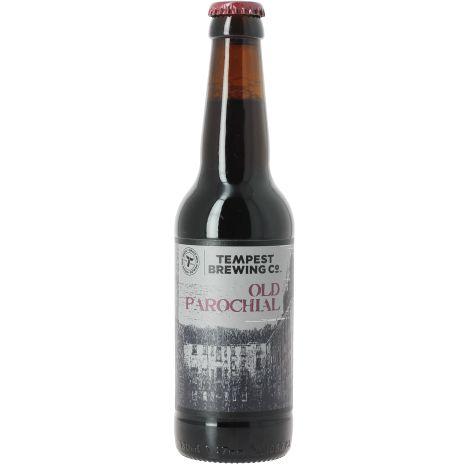 Tempest Old Parochial - Bière Scotch Ale vieillie en fût de whisky