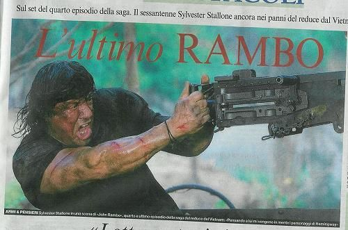 John Rambo shirtless | John+rambo+body