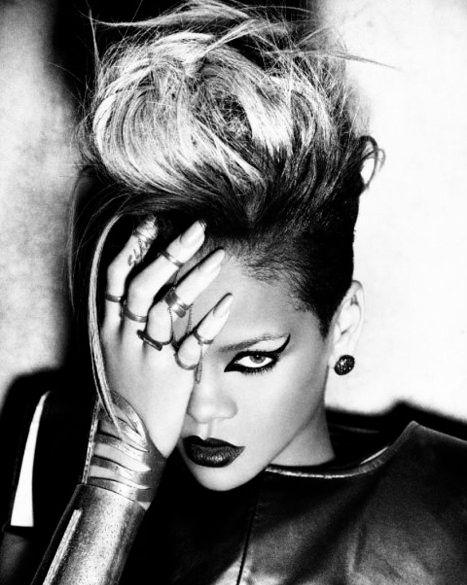 illuminati hair styles rihanna eye illuminati pinterest