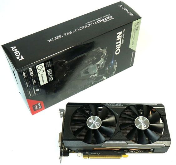 AMD Radeon R9 380X Nitro Launch Review