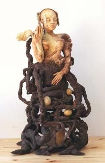 - Couvaison  claire dupray sculpture