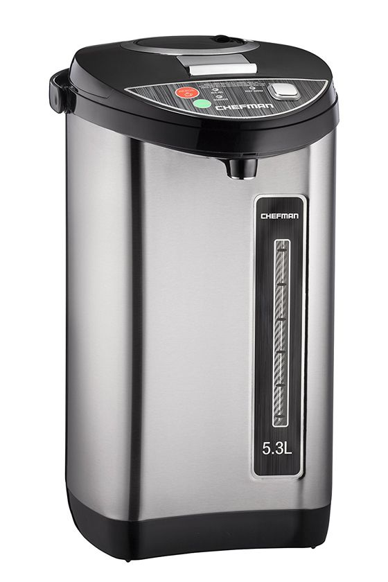 Chefman Hot Water Dispenser Instant Electric Pot A Durable