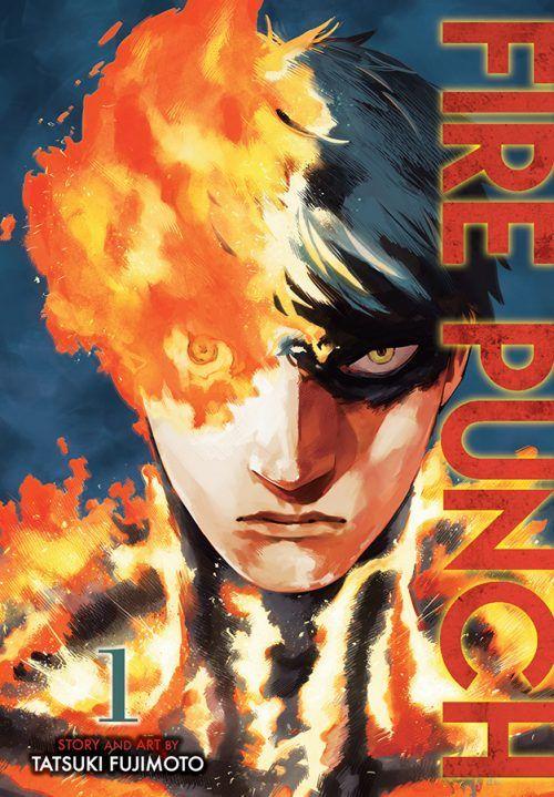 Viz Media Launches New Apocalyptic Manga Series Fire Punch