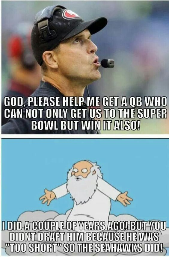 Russell Wilson is the best!
