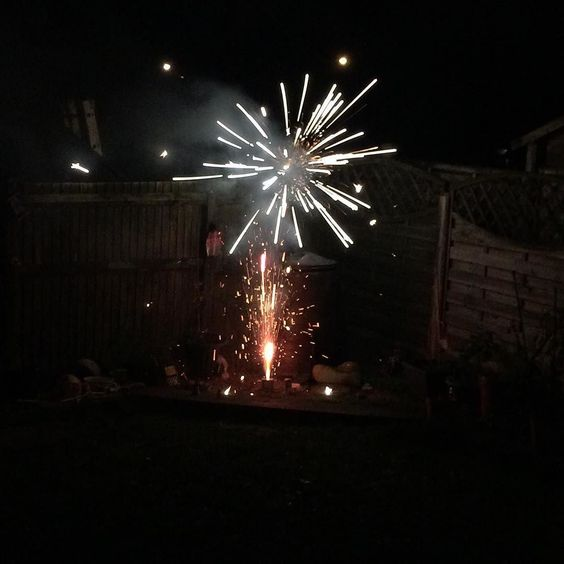 Love our fireworks #fireworks #bonfire #bang #Bexhill