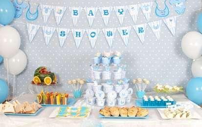 Decoraciones de mesa para baby shower: Ideas para inspirarte [FOTOS] - Haz que tu baby shower destaque con una decoración de mesa de lo más original. Te damos las mejores ideas para inspirarte.
