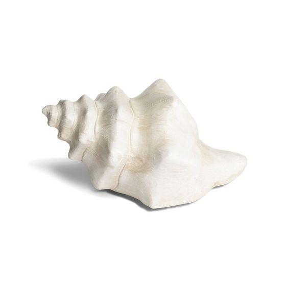 Dekoobjekt Muschel ca L:19 cm