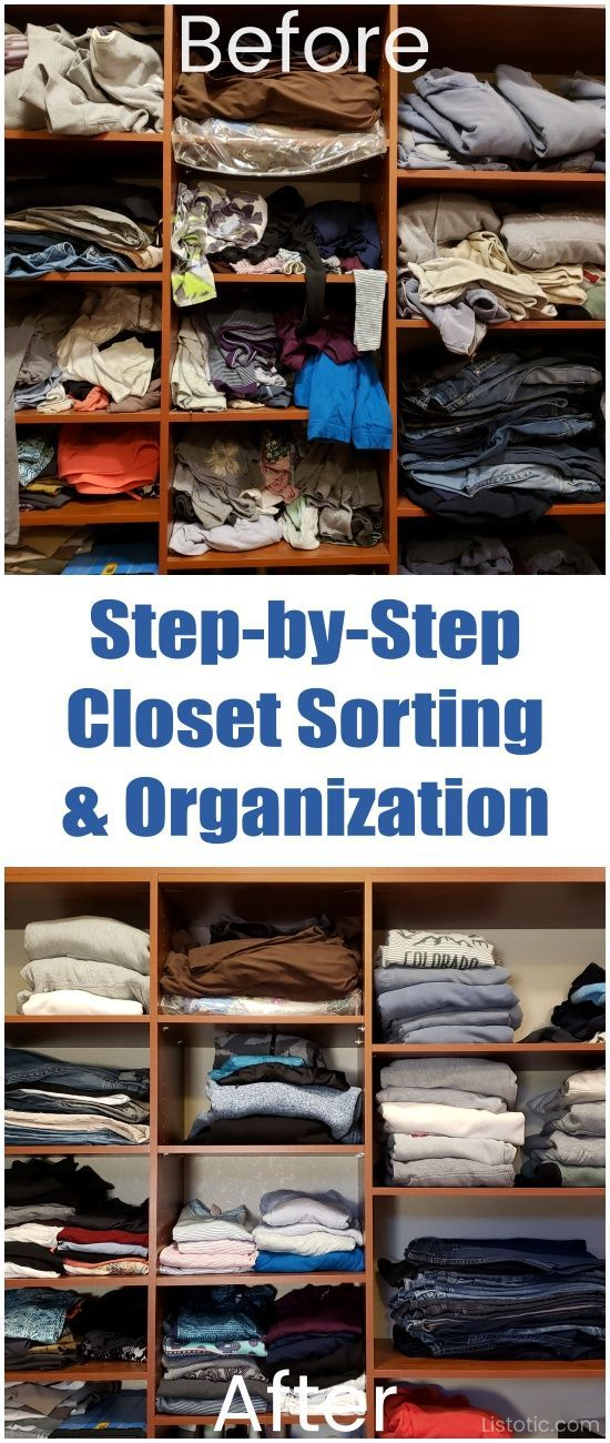 Tax Deductible Donation Painless Closet Organization With