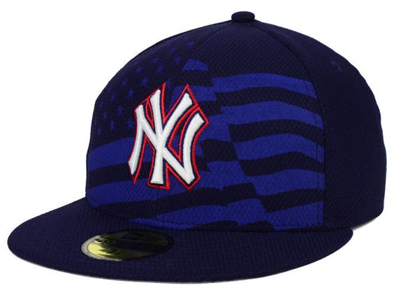 4th of july mlb hats 2017