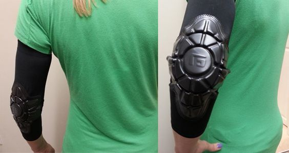 G-Form Elbow Pads 2013 for MTB review | Total Women's Cycling