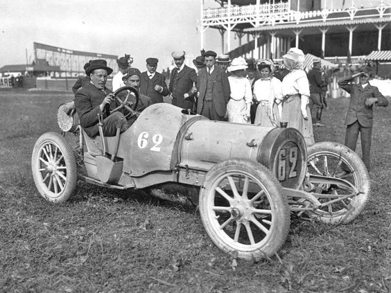 Le Gui racing car 1908