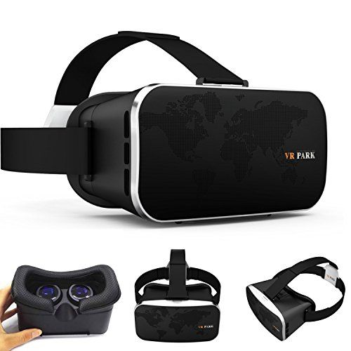 Virtual Reality Headset Tsanglight Vr Glasses 3d Movie Game Viewer Blue Lens For Ios Android Pc Smartphones Vr H Virtual Reality Headset Smartphone Vr Glasses