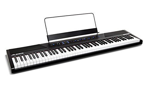 Alesis Recital | 88-Key Digital Piano with Full-Size Semi-Weighted Keys, Included Power Supply, and Skoove 3-Month Premium… #deals