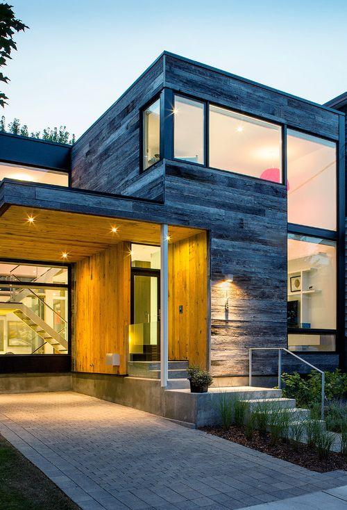 Design Of House Windows Modern Doors And: House In Edinburgh