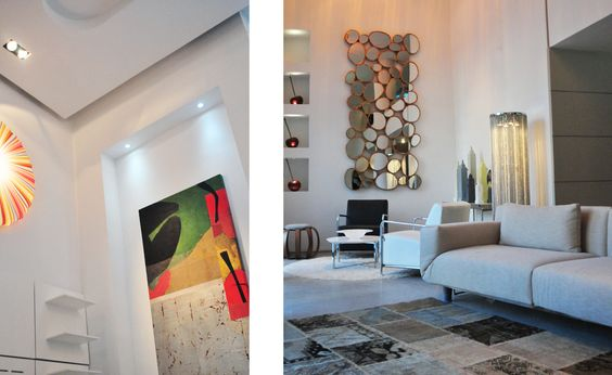 BOUTIQUES RÉFÉRENCE  MAHAJ RIAD - #RABAT - #MAROC  home design    SURFACES : 60 M2 & 160 M2