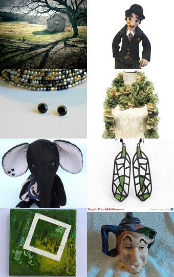 Green or Black Olive can be  Delicious by Nathalie on Etsy--Pinned with TreasuryPin.com