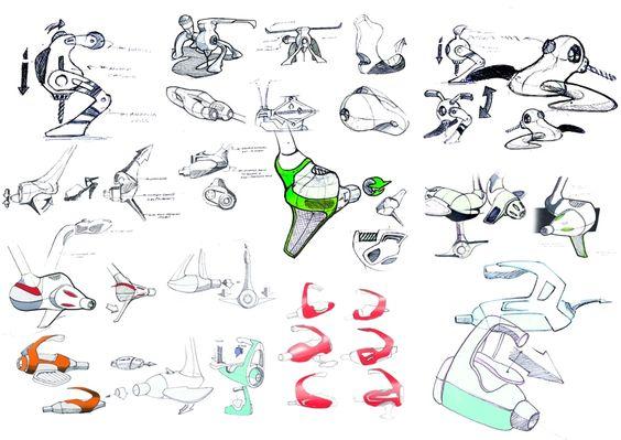 The LASALLE Show - Graduate Showcase - Sketching