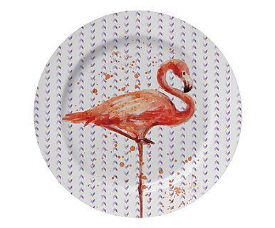 Prato Raso Flamingo - 25,3cm