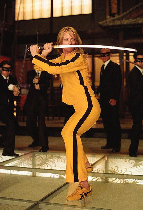 Kill Bill, Uma Thurman