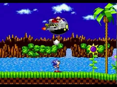 Sonic Scorched Quest Genesis Longplay Youtube