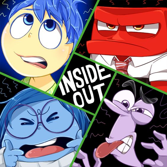 inside out pixar movie - Google Search: