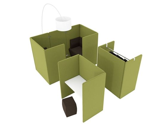 Workplace | Design | Architecture Magazine | Assmann at Orgatec 2014 - Applica