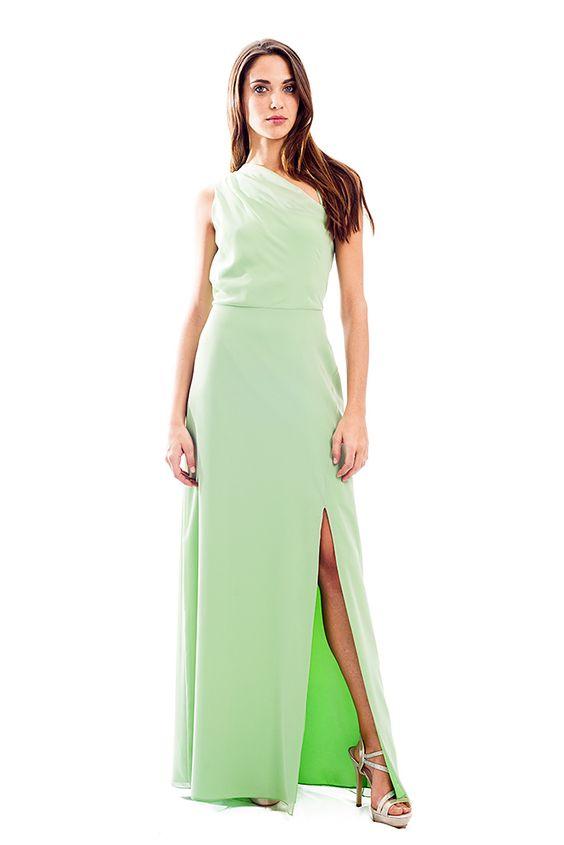 Vestido largo de fiesta mod. 3734 (Disponible en + colores)