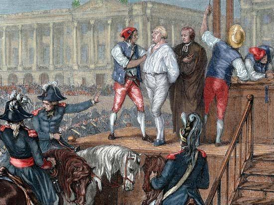 March Matron French Revolution Louis Xvi Revolution