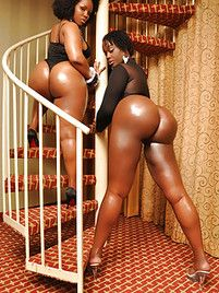 Black Girls With Big Butts Porn