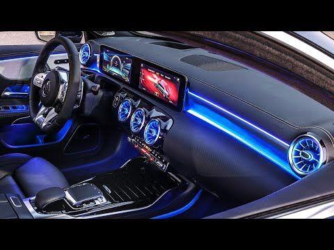 2020 Mercedes Benz Amg A35 4matic Sedan Interior Exterior