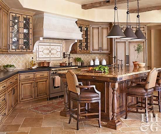 Tuscan Kitchen Design Ideas 2016 2017 Fashion Trends Pool ...