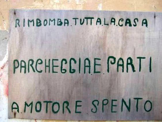 """CARTELLI DIVERTENTI- """"Scritti a Mano"""".... - STRAFALCIONI, FOTO CURIOSE ED ALTRE AMENITA'"""