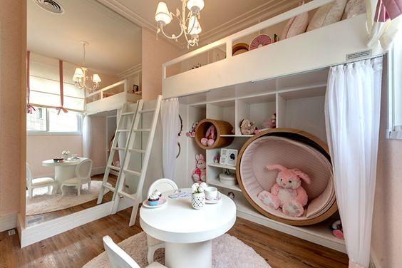 Dormitório Infantil do decorado You, Santana