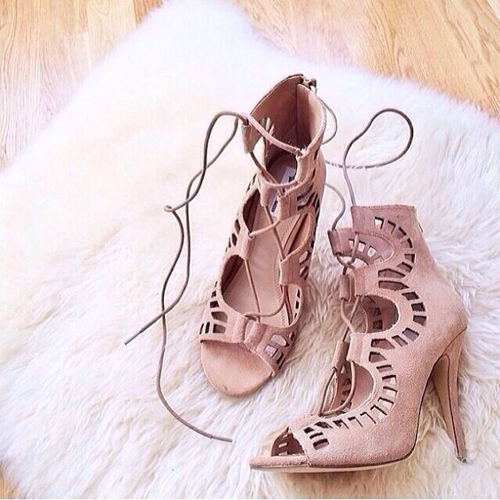 Surprisingly Cute High Heels
