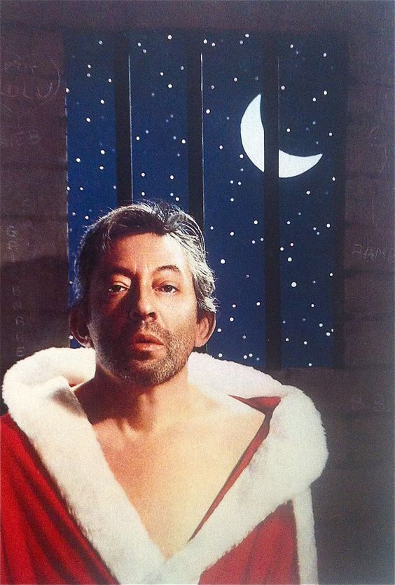 serge gainsbourg pierre et gilles music makers. Black Bedroom Furniture Sets. Home Design Ideas