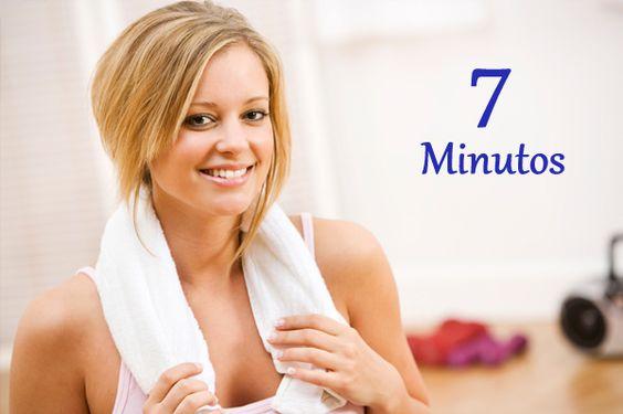 Corpo tonificado com treino diário de apenas 7 minutos