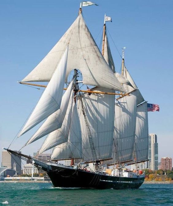 """Tall Ships in Duluth. """"2016"""""""
