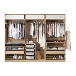 pax wardrobe ikea kleiderschrank pinterest aufbewahrung kommoden und schlafzimmer. Black Bedroom Furniture Sets. Home Design Ideas