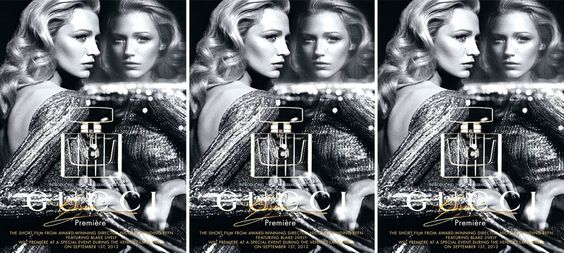 Blake Lively for Gucci