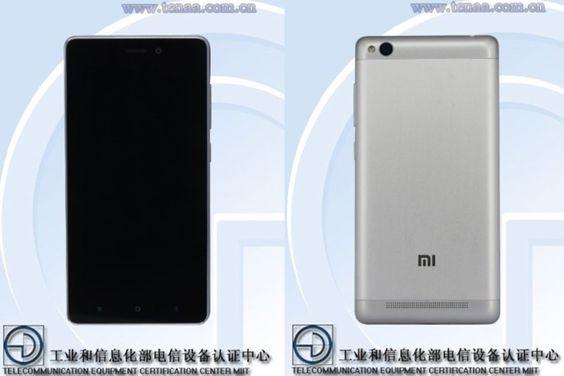 Nun ist das Xiaomi Redmi 3 bei der TENAA aufgetaucht. Und dank der chinesischen Zulassungsbehörde gibt es jetzt erste Bilder und auch technische Spezifikationen  http://www.androidicecreamsandwich.de/xiaomi-redmi-3-bei-der-tenaa-geleakt-481108/  #xiaomiredmi3   #redmi3   #xiaomi   #smartphone   #smartphones   #android
