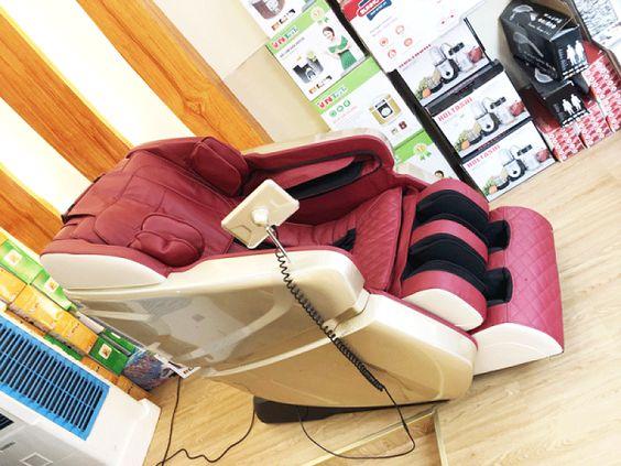 Shika 8903 sử dụng công nghệ chuyển động 3D tác động vào các huyệt đạo làm giảm đau nhức