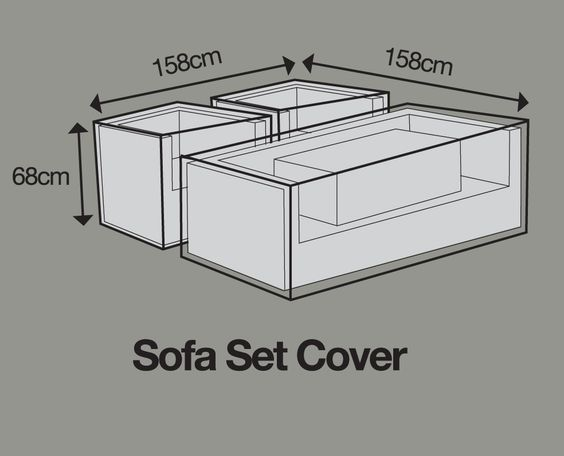 Organise your garden with Katie Blake's protective night covers and keep your garden furniture looking its best… For overnight and year-round protection from the elements! Katie Blake supplies protective, waterproof covers for all Garden Furniture, including tables, chairs, sofa sets and daybeds