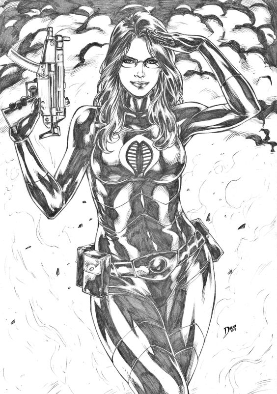 Baroness by Deilson