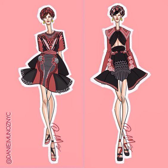 Traveling Wardrobe & Hair Stylist • Fashion Illustrator • Clothing Designer • Creative Director | Email 👇🏼 daniel.munoz.designs@gmail.com