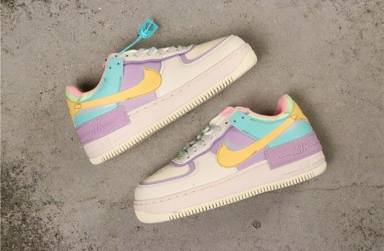Nike Air Force 1 Low Easter Vibes Shadow Pale Ivory Ci0919 101 Nike Air Shoes Shoes Custom Nike Shoes