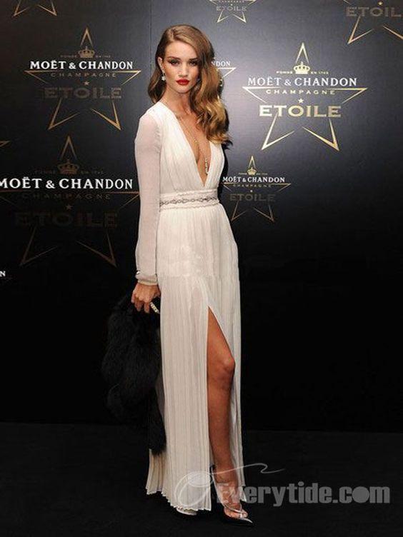 $187.99【Best Celebrity Dress via Everytide.com】Wholesale Long ...