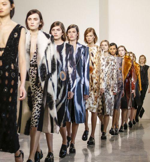 hautebasics:  Calvin Klein Collection F/W 2016