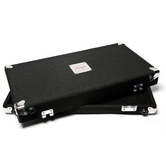 DIAGO PB03 SHOWMAN - Pedalboard Rigide pour 12 à 16 Pédales d'Effets