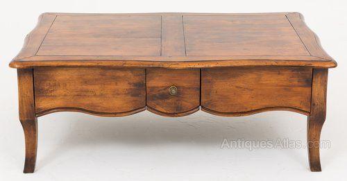 French Cherry Wood Coffee Table Cherry Wood Coffee Table Antique Coffee Tables Coffee Table With Shelf