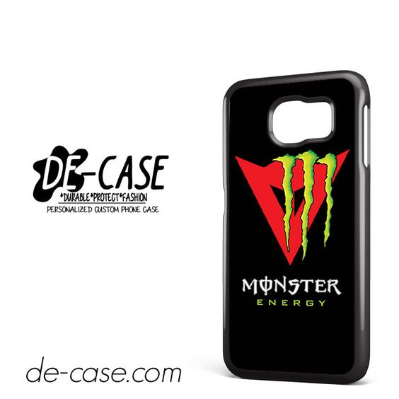 Dainese Monster Energy DEAL-2973 Samsung Phonecase Cover For Samsung Galaxy S6 / S6 Edge / S6 Edge Plus